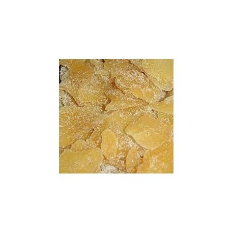 Zenzero disidratato con zucchero da 1 kg