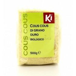 Cous cous Ki Bio confezioni da 500 grammi