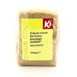 Cous cous di Kamut Ki  Bio confezioni da 500 grammi